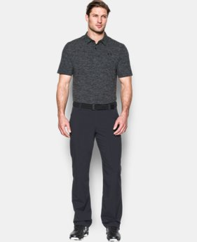 New Arrival Men's UA Threadborne Tour Polo  1 Color $79.99