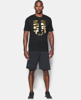 Men's C1N Cam MVP Gold T-Shirt