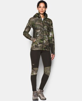 Women's  UA Early Season Full Zip Hoodie LIMITED TIME OFFER 1 Color $89.99