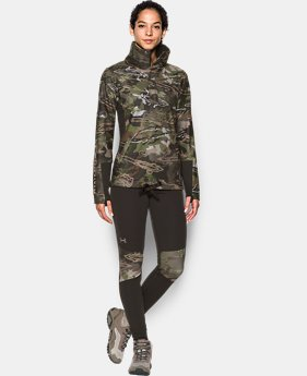 New to Outlet Women's UA Early Season ½ Zip LIMITED TIME OFFER 1 Color $82.49