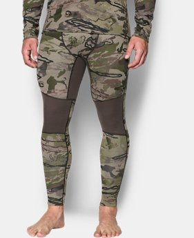 Men's UA Mid Season Reversible Wool Base Leggings  2 Colors $114.99