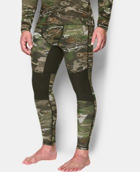 Men's UA Mid Season Reversible Wool Base Leggings  3 Colors $99.99