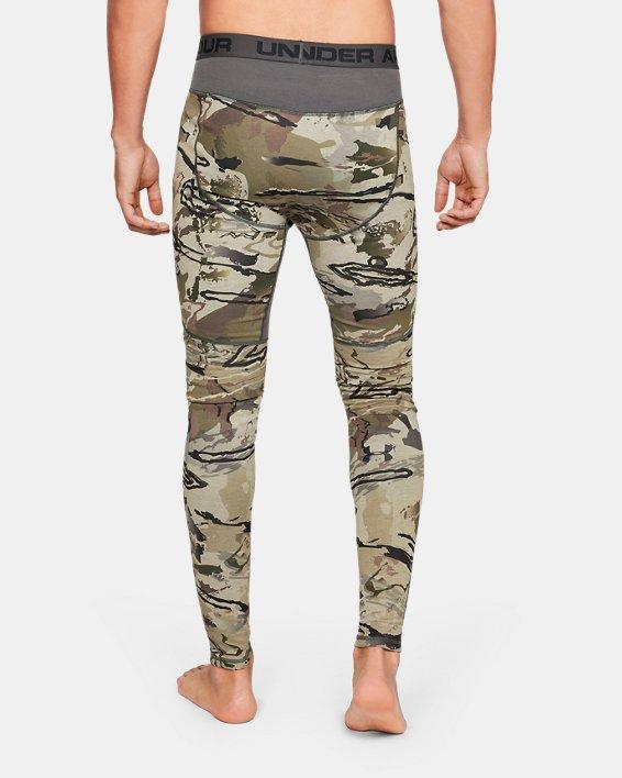 Men's UA Mid Season Reversible Wool Base Leggings, Misc/Assorted, pdpMainDesktop image number 3