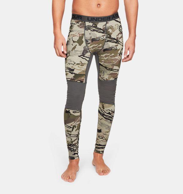 dc1edb908393f Men's UA Mid Season Reversible Wool Base Leggings | Under Armour US