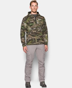 Men's UA Stealth Reaper Wool Hoodie LIMITED TIME: 25% OFF 2 Colors $112.49
