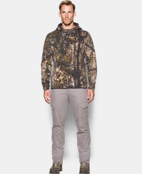 Men's UA Stealth Reaper Wool Hoodie LIMITED TIME OFFER 1 Color $129.74