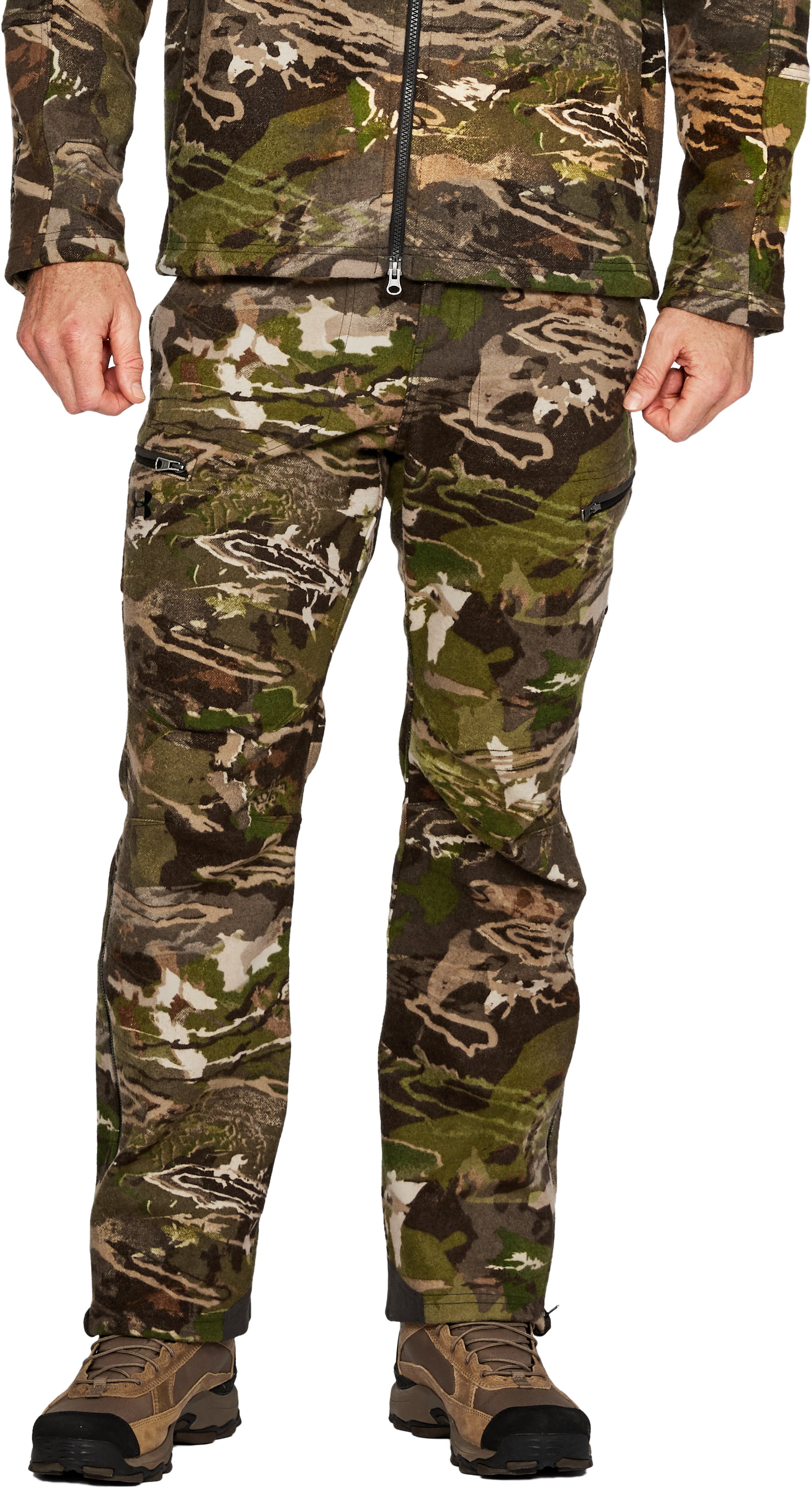 Men's UA Stealth Reaper Mid Season Wool Pants 1 Color $134.99