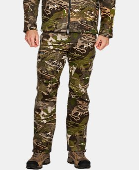 Men's UA Stealth Reaper Mid Season Wool Pants  1  Color Available $134.99 to $168.99