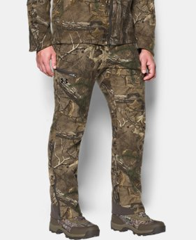 Men's UA Stealth Reaper Mid Season Wool Pants  1  Color Available $224.99