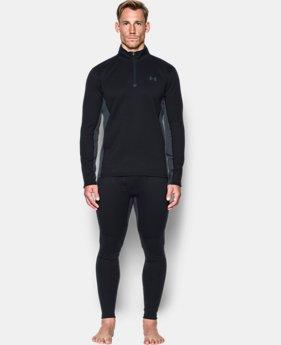 Men's UA Base™ Extreme ¼ Zip LIMITED TIME: 25% OFF 1 Color $67.49