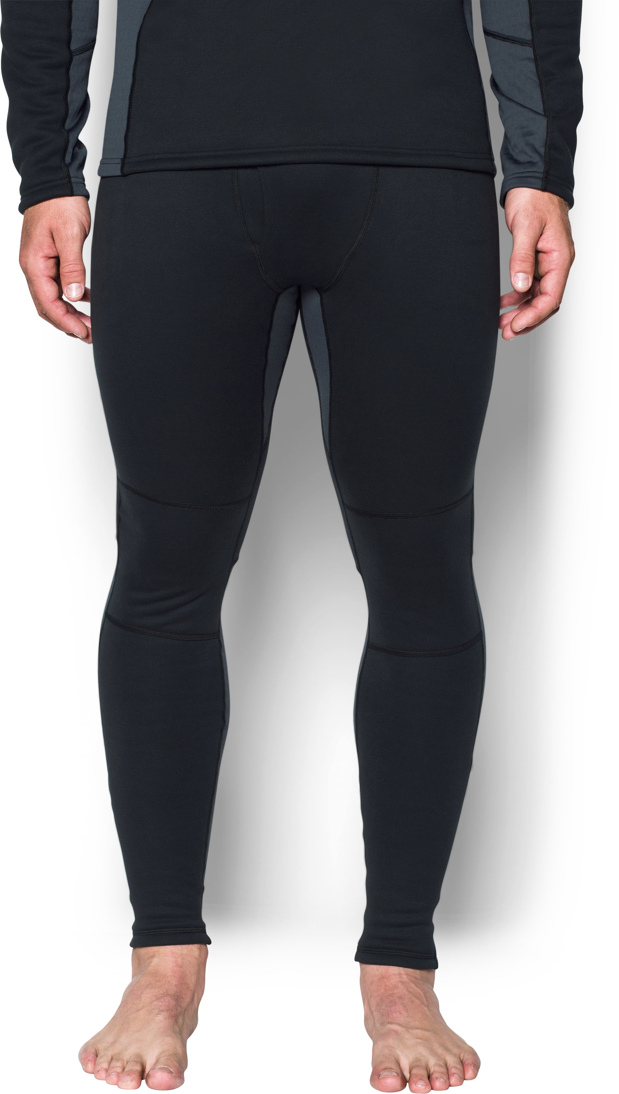 Men's UA Base™ Extreme Leggings, Black