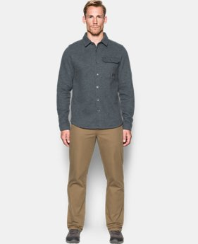 Men's UA Buckshot Fleece Shirt  1 Color $114.99