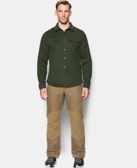 Men's UA Buckshot Fleece Shirt  1 Color $74.99