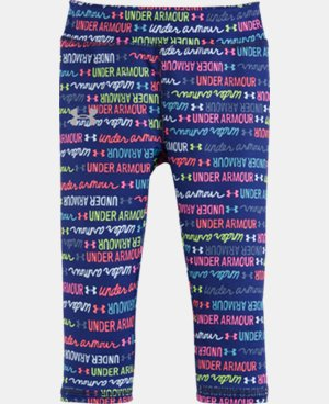 Girls' Pre-School UA Wordmark Script Capris LIMITED TIME: FREE U.S. SHIPPING 1 Color $20.99