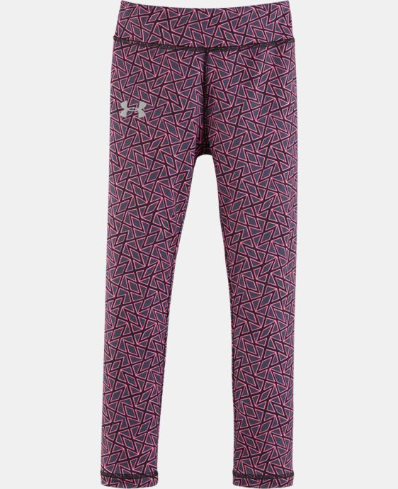 Girls' Infant UA Chain Grid Leggings LIMITED TIME: FREE U.S. SHIPPING  $20.99