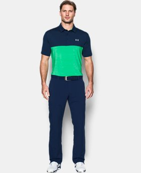 Men's UA Playoff Polo  4 Colors $64.99