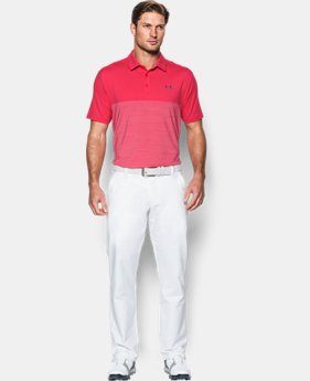 Men's UA Playoff Polo  1 Color $35.99 to $48.74