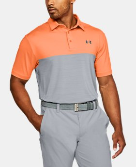 Men's UA Playoff Polo  3 Colors $64.99