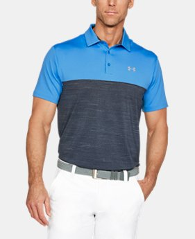 Men's UA Playoff Polo  1 Color $74.99