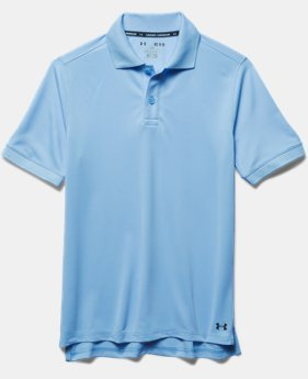 UA Uniform Short Sleeve Polo – Pre-School  3  Colors Available $26.99