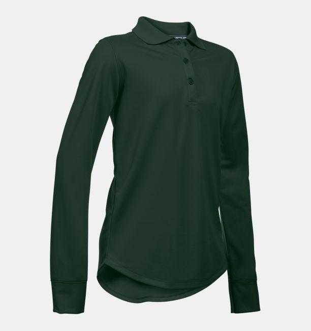 99015e8839b UA Uniform Long Sleeve Polo – Pre-School