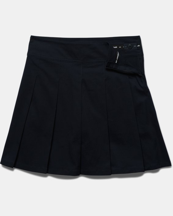 Girls UA Uniform Skort, Blue, pdpMainDesktop image number 2