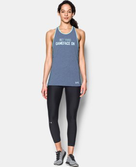 Women's UA Rest Day Game Face Tank  1 Color $19.99