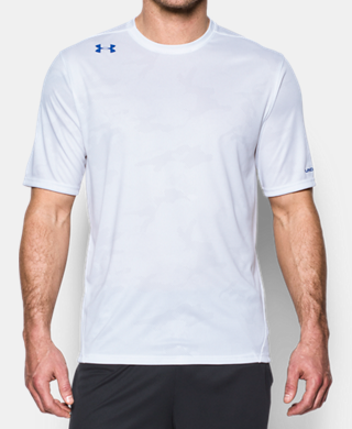 男士UA Challenger挑戰者印花訓練T恤