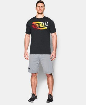 Men's Florida UA Football T-Shirt LIMITED TIME: FREE SHIPPING 1 Color $14.24