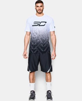 Men's SC30 Splatter Vent T-Shirt