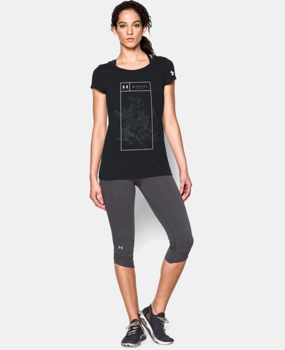 Women's Under Armour® Alter Ego Marvel T-Shirt LIMITED TIME: FREE U.S. SHIPPING  $26.99