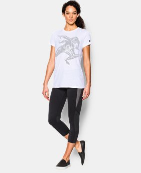 Women's Under Armour® Alter Ego Black Widow T-Shirt    $26.99