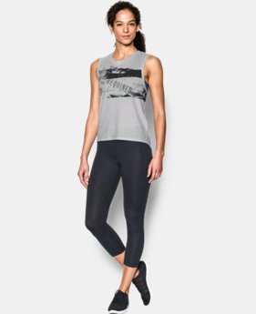 Women's UA Supreme No Studio Muscle Tank  1 Color $20.99 to $28.49