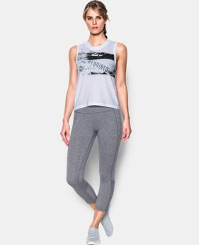 Women's UA Supreme No Studio Muscle Tank  1 Color $27.99 to $37.99