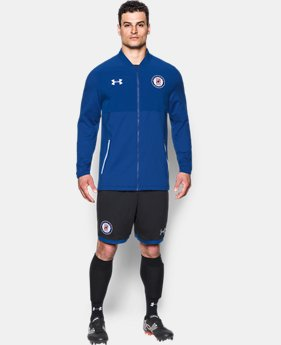 Men's Cruz Azul UA Storm Stadium Jacket  1 Color $71.99
