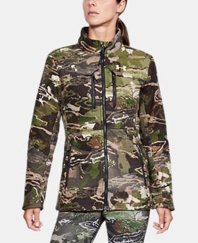 Women's UA Mid Season Wool Jacket LIMITED TIME OFFER 1 Color $187.49
