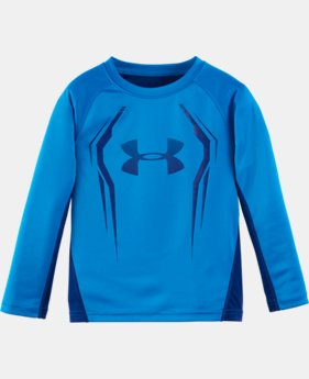 Boys' Infant UA Maxed Out Long Sleeve  1 Color $27.99