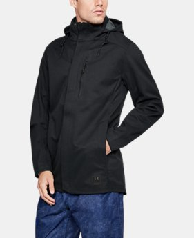 Best Seller  Men's UA Storm Wool Town Coat  2 Colors $229.99