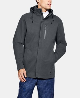 Men's UA Storm Wool Town Coat  1  Color Available $168.74