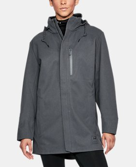 Men's UA Storm Wool Town Coat  3 Colors $168.74