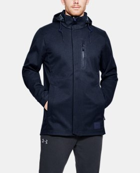 Men's UA Storm Wool Town Coat  2 Colors $168.74