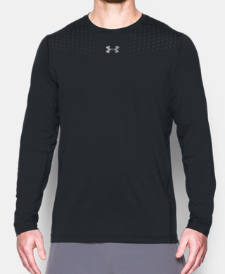 Men's HeatGear® CoolSwitch Fitted Long Sleeve