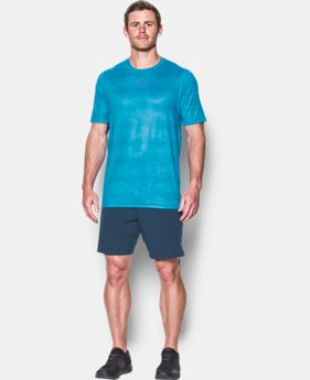Men's HeatGear® CoolSwitch Short Sleeve  1 Color $24.49