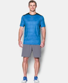 Men's HeatGear® CoolSwitch Short Sleeve  1 Color $34.99