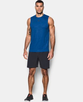 New to Outlet Men's HeatGear® CoolSwitch Sleeveless  1 Color $24.99