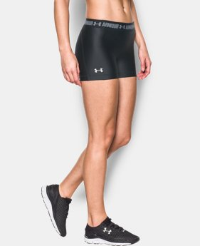 New Arrival  Women's UA HeatGear® Armour Shorty LIMITED TIME: FREE SHIPPING 1 Color $29.99