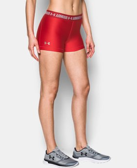 Best Seller Women's UA HeatGear® Armour Shorty  2 Colors $24.99