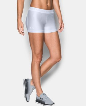 Women's UA HeatGear® Armour Printed Shorty  2 Colors $16.99