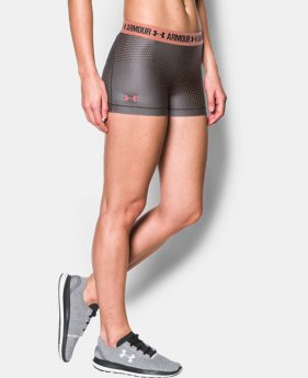 Best Seller Women's UA HeatGear® Armour Printed Shorty LIMITED TIME: FREE U.S. SHIPPING 1 Color $29.99