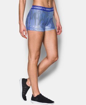 Women's UA HeatGear® Armour Printed Shorty  1 Color $16.99 to $22.99